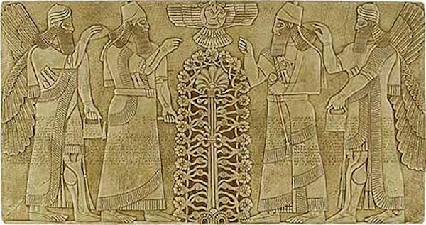 foto de annunaki y los gigantes biblicos