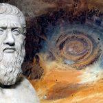 coincidencias entre el relato de Platon y el ojo del Sahara