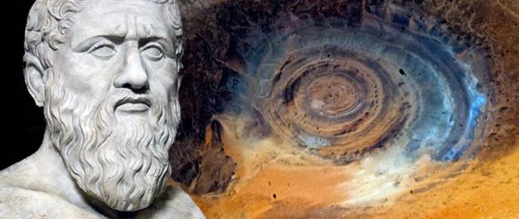 """Atlántida a la vista. 2da Parte – """"Coincidencias"""" entre el Ojo de África y el relato de Platón"""