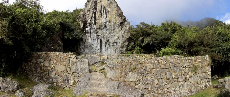 Detectan numerosas muestras de arte rupestre en Machu Picchu